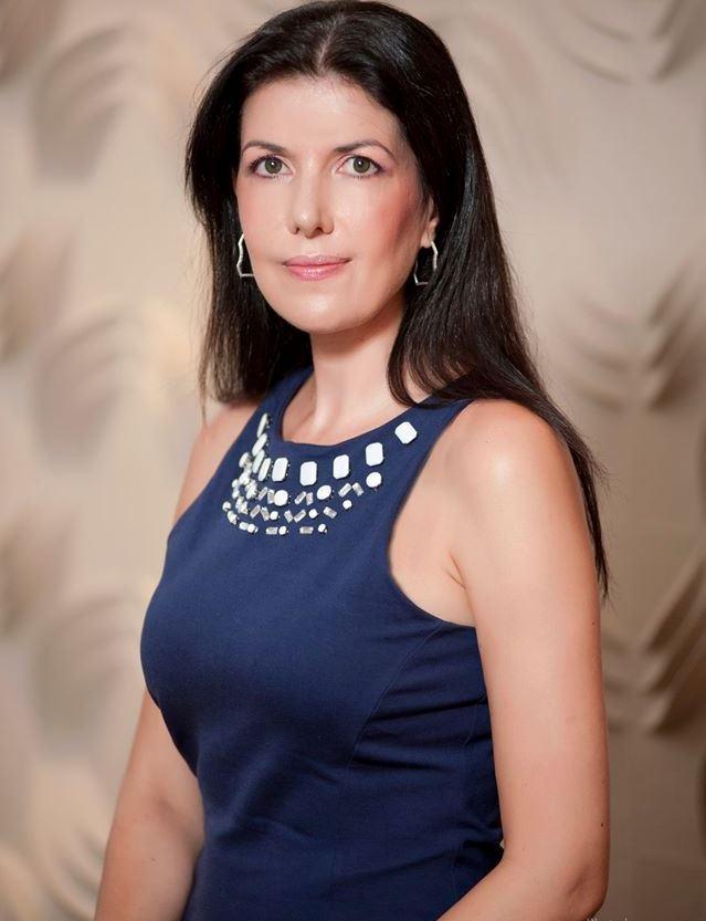 Alina Ana Alecu - Porphyras Founder