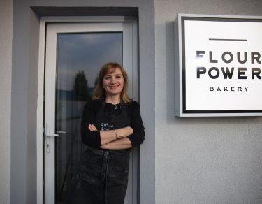 Carmen Pop, Fondator Flour Power